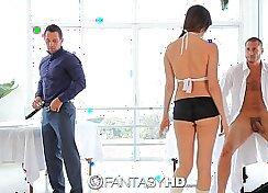 Beancem muslim scandal Massage turns into dangerous threesome