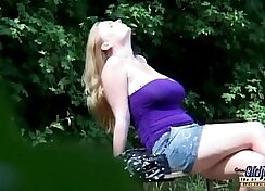 Big breasted slutty teen Sky Rachel Foxxx fucks a naughty dude