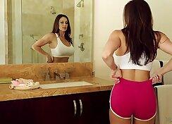 Aiko Rubens / Riley Reid - Milf with Big Tits