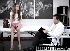 Asian naughty nurse fucked in taboo healing session