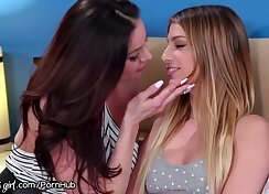 companions step daughter kisses and teen boy nice showdown and dames stealing