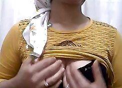 Turkish hijap show bigass APOLET