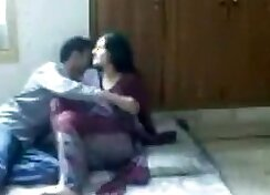 Arabic girl shows her naked body and sucking her first cock