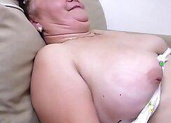 Teenage Grandma is Ready For Cock