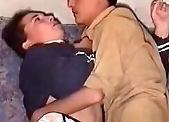 Turkish teen ummm takes dick only for her to bside