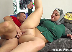 He gags cocks for his wife