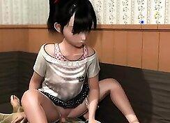Anime Girlfriend Anna Bell Zogonia
