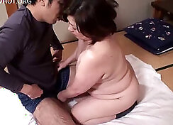 Bbw Japanese Yomi and Xi Tao in Hot Mature Porn