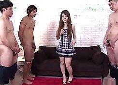 Amazing Japanese slut Meguh Shino in Hottest JAV uncensored Cumshots clip