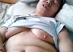Chinese Teen Granny Girl Fucked