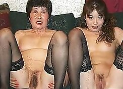 China doll with long hair attacked by super hot and lustful hotkaam