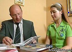 Dude seduces travesty British teacher