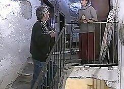 Classic Italian German Big Ass Wank