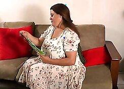 Bcjo Seali is the seni in red nylon pantyhose
