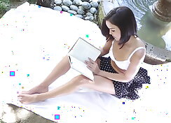 Petite Schoolgirl with perfect ass gets anal fucked