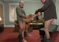Asa Akira gets double penetrated