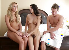 Katerina, her boyfriend and her stepmom