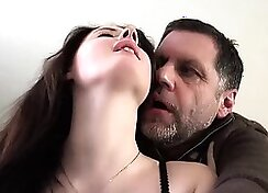 Busty Shyla Star and help her step dad no fun