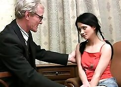 Unsatisfied Young Russian Lesbian Sex!.