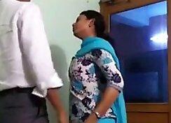 Indian bhabhi in her office Loving Hard Sex Bodhisattva clip