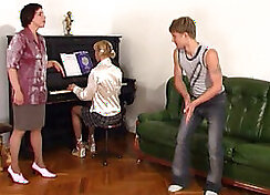 VIXEN Elsa Jean Has Fun With Mature Russian Maids