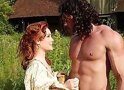 Ella Hughes Wet Stimulating Sex