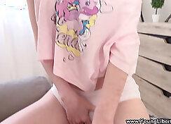 Real sluts pretty young porn cum